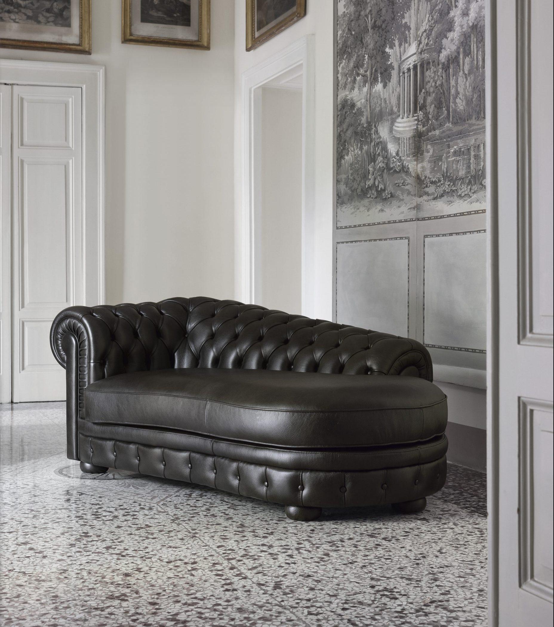 Usnjena sedežna garnitura Alioth