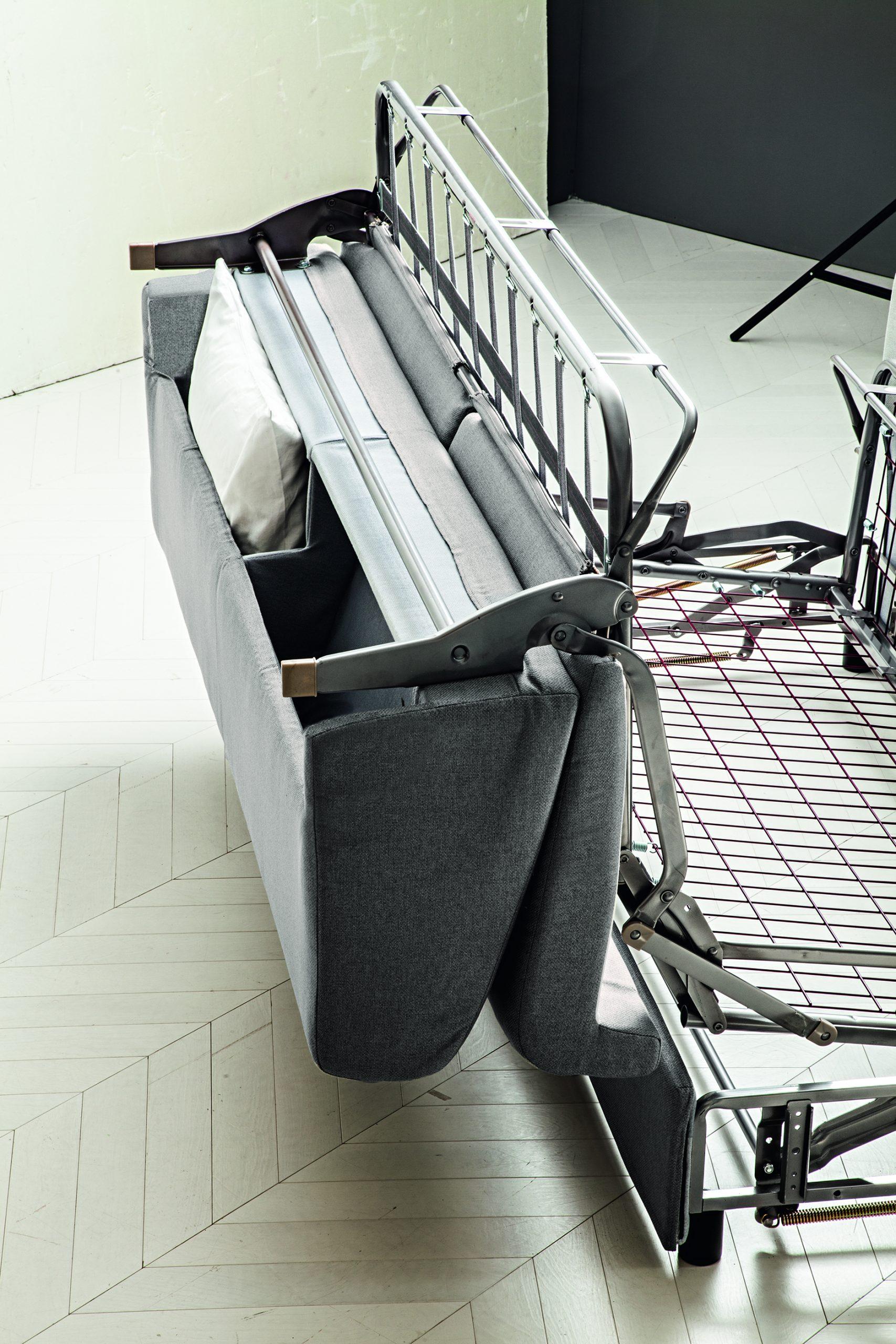 Sedežna garnitura raztegljiva v ležišče Slim