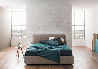 Oblazinjene postelje in zakonske postelje