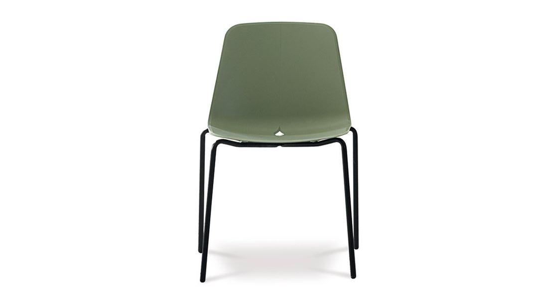 Kovinski stol Dot-M