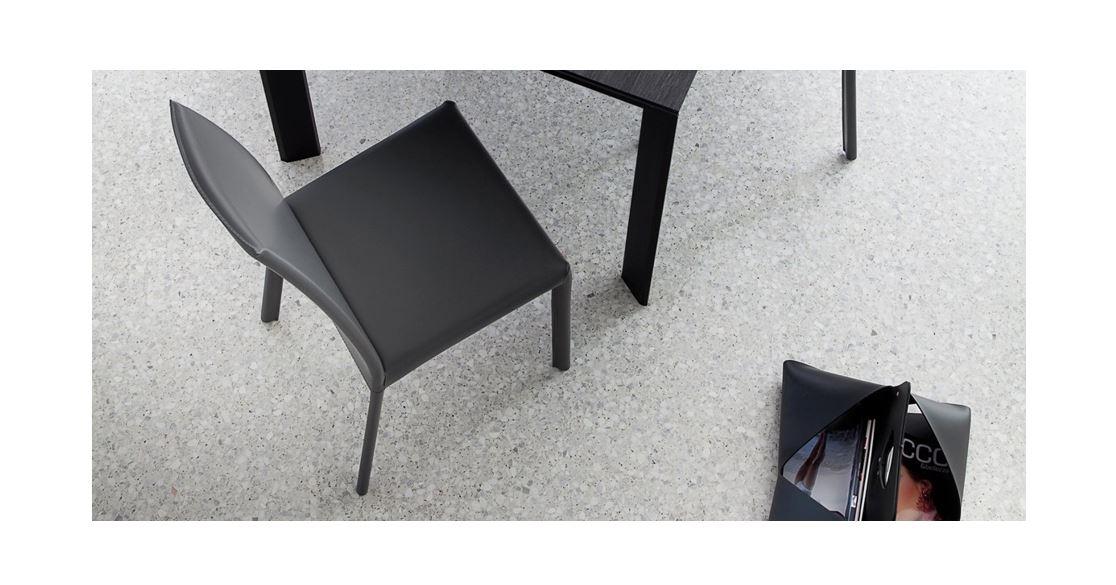Kovinski stol Jungle