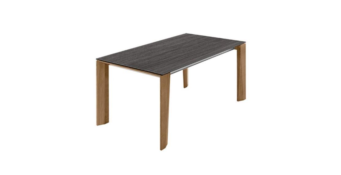 Lesena miza Maxim