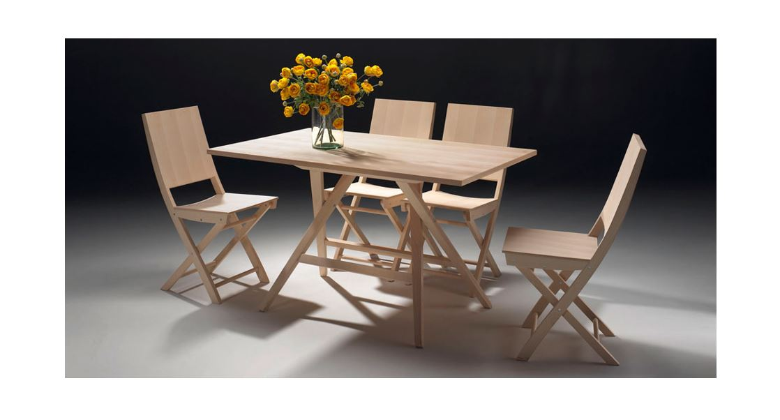 Zložljiva miza ENEA