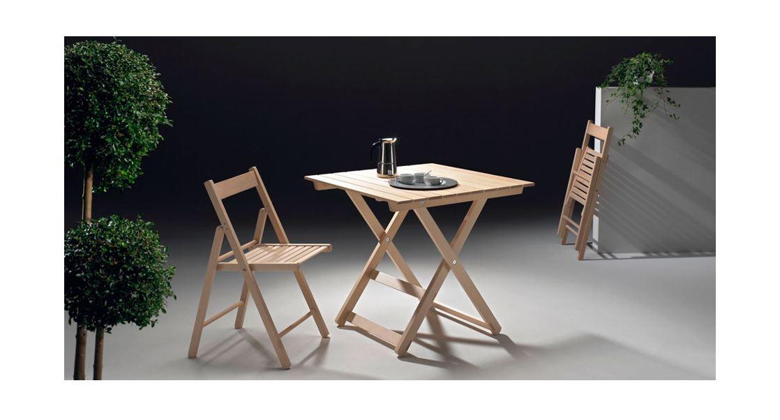 Zložljiva miza ANNI 60