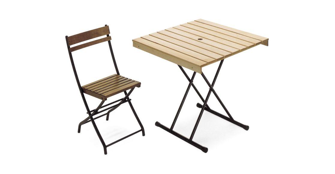Zložljiv stol EVA