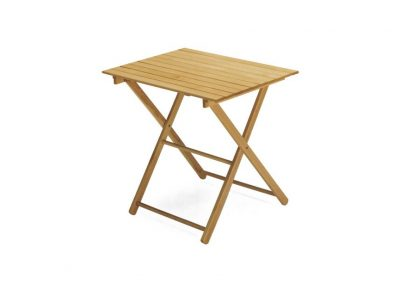 Zložljiva lesena miza PX