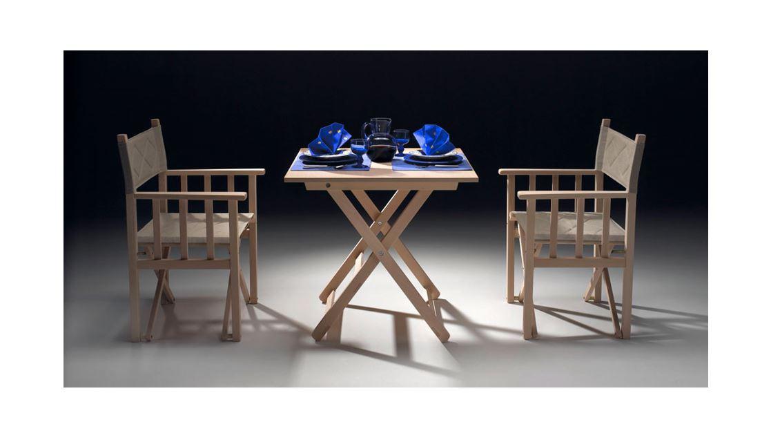 Zložljiv stol Regista Dolcevita