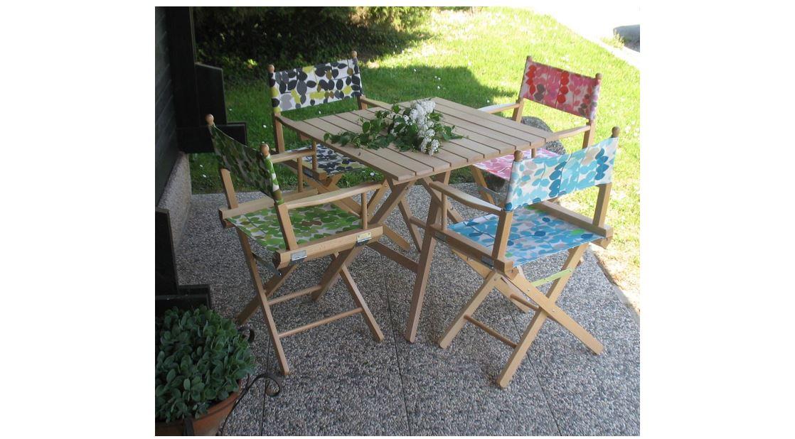 Zložljiv stol Regista P