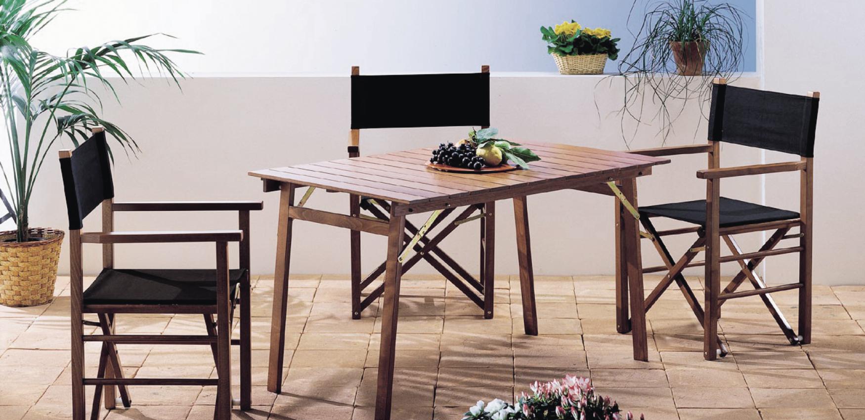 Zložljive mize